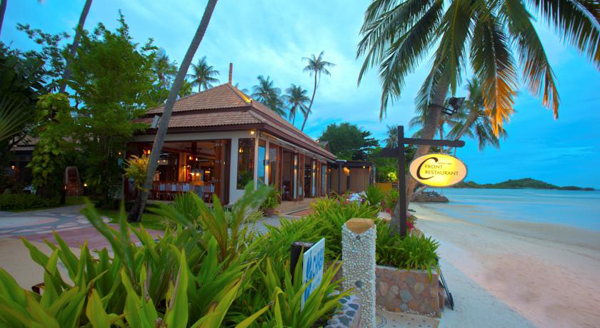 01 Chaba Cabana Beach Resort & Spa Koh Samui