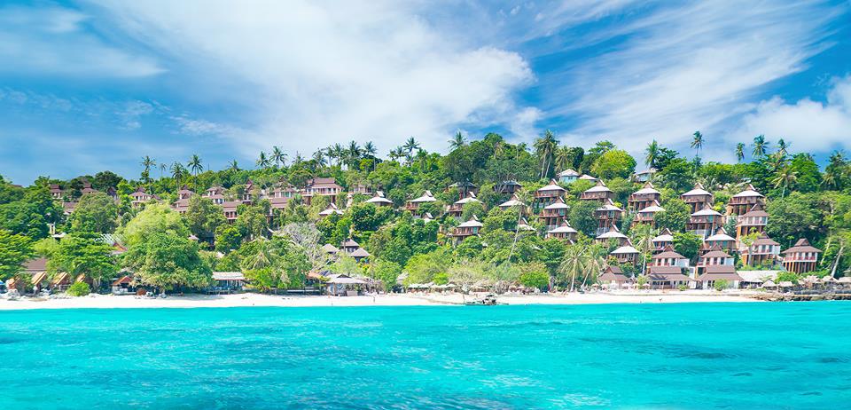 02. Phi Phi Beach Resort.