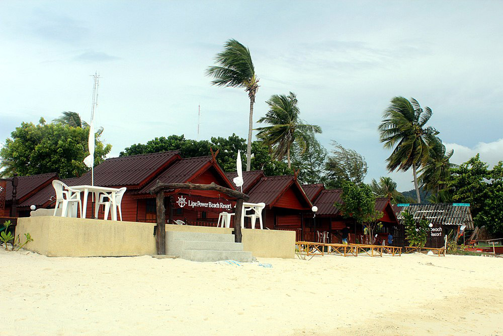 02Lipe Power Beach Resort