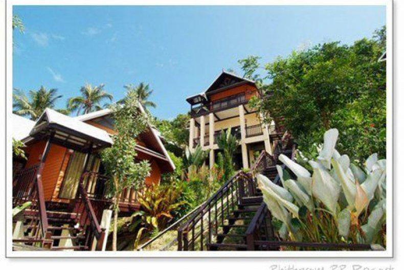 Dupree dijo que el personal 04 en Phi Phi Resort.