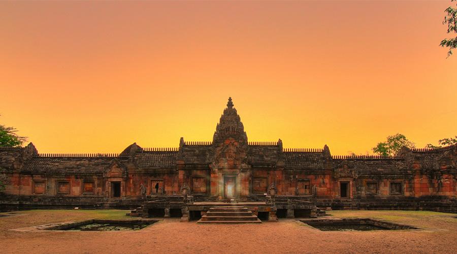 Prasat Hin Phanom Rung, Buriram