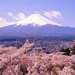 Mount Fuji is famous